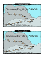 Geese Fly  South